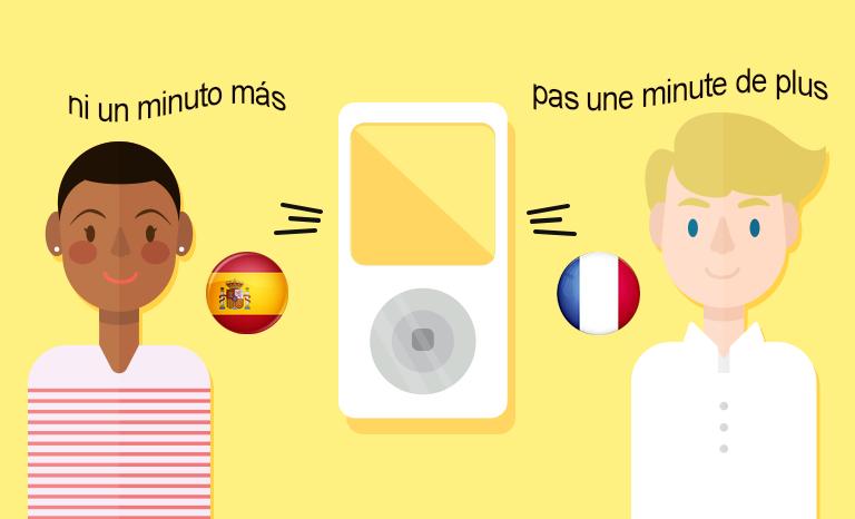 traducciones de audio y video
