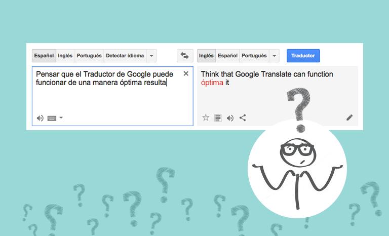 Opinión sobre google translate